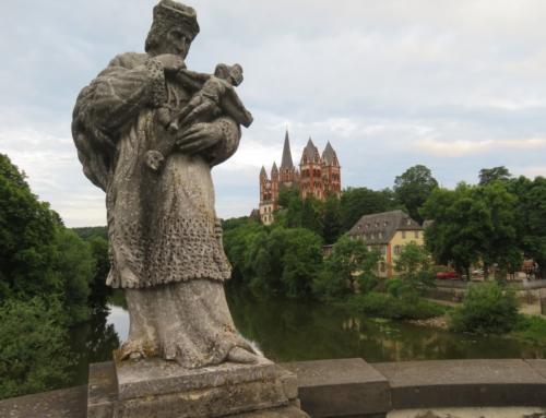 Lahn- Radtour, von Marburg bis Lahnstein