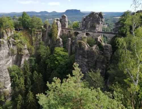 Reise in die Vergangenheit – Sachsen